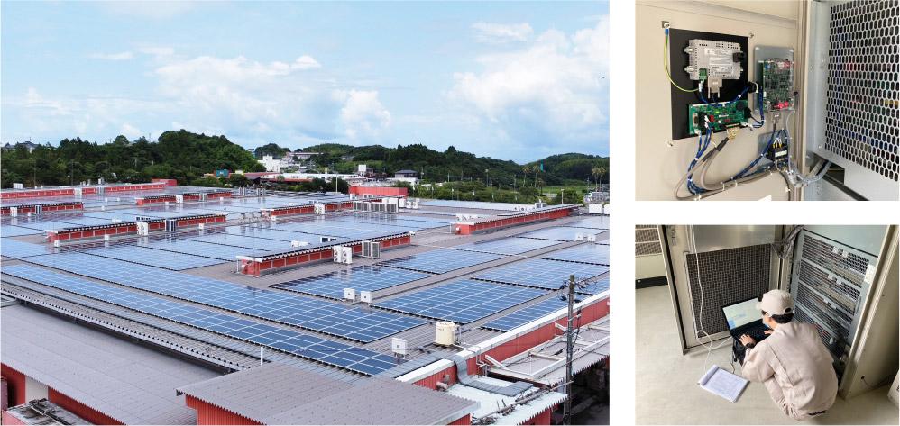 太陽光発電所 出抑制御の動向