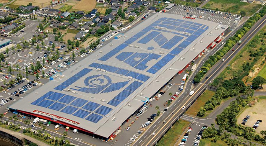 自家消費型太陽光発電