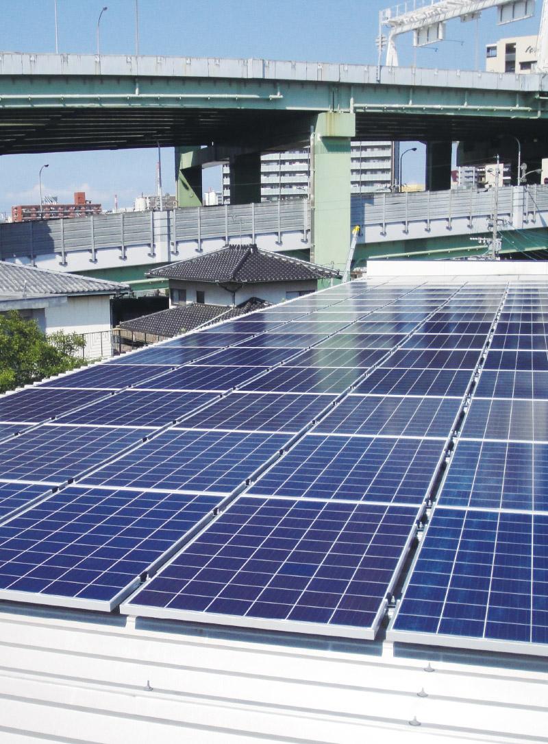 自家消費型太陽光発電システム-TOP