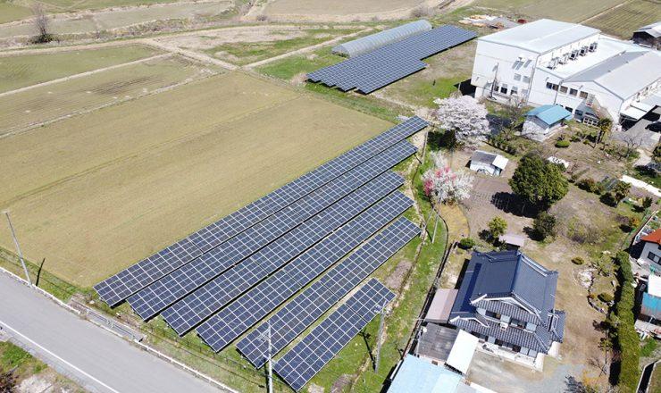 【447kW】広島県庄原市 Oホールディングス様発電所