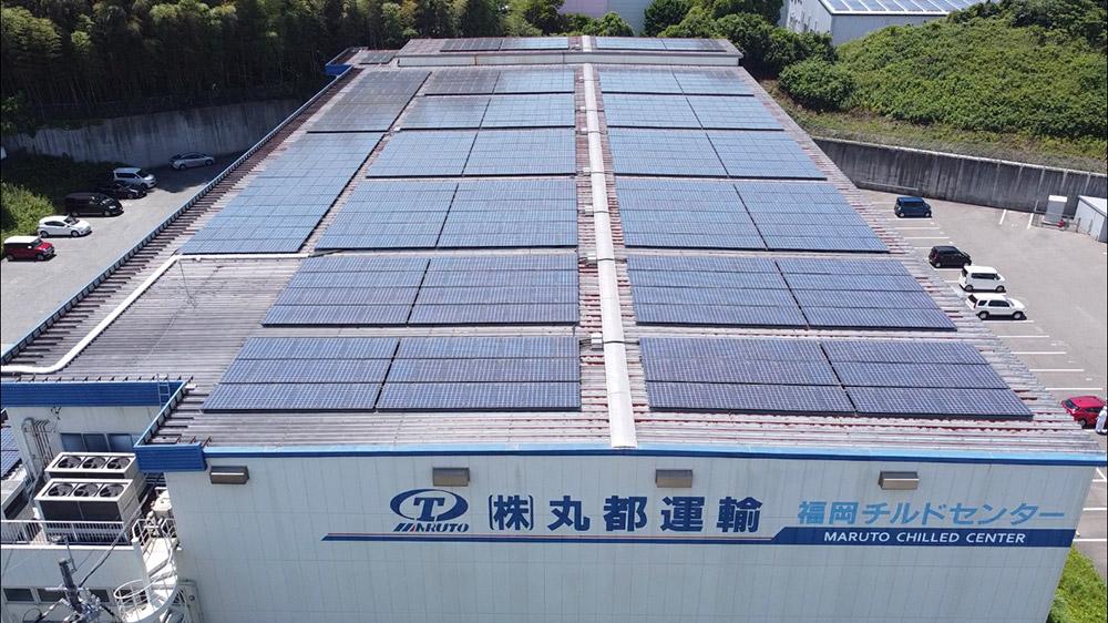 太陽光設備不具合対応工事